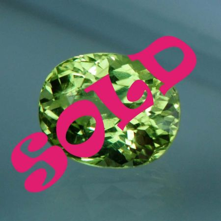 sold green gem